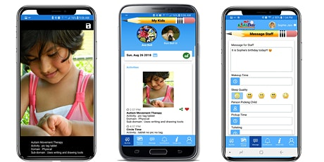 User Training of myKidzDay Parent Communication & Attendance App! tickets