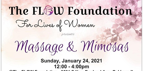 Massage & Mimosas for a Cause! tickets