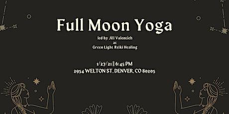 Full Moon Spirit Yoga tickets