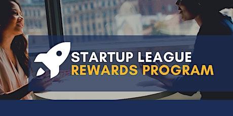 Startup League Rewards Program: Info Session tickets
