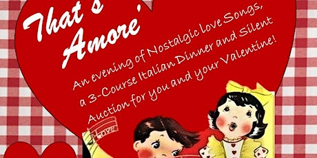 That's Amore Valentine's Date Night tickets
