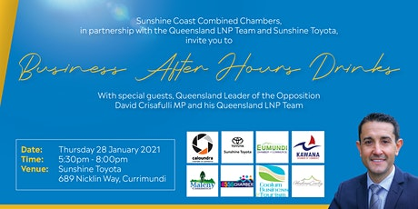 Business After Hours - Sunshine Toyota tickets