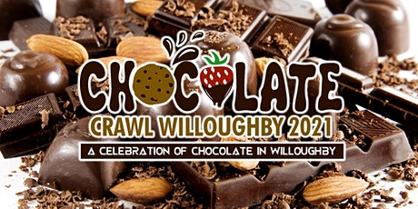 Chocolate Crawl Willoughby 2021 tickets