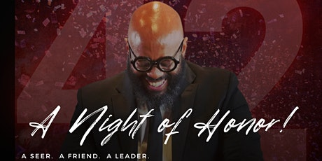 A Night of Honor tickets