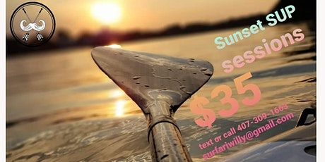 Sunset SUP Sessions tickets