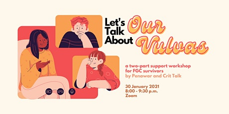 Let's Talk About Our Vulvas: A Support Workshop tickets