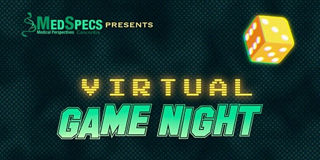 Back to School Virtual Game Night tickets