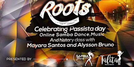 Samba Roots tickets