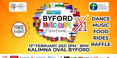 Byford Multicultural Festival 2021 tickets
