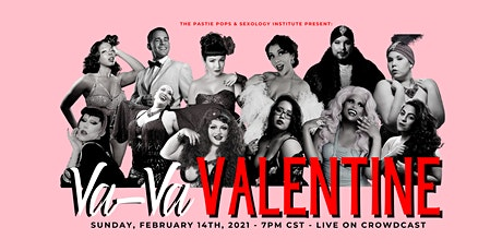 Pastie Pops Va-Va-Valentine tickets