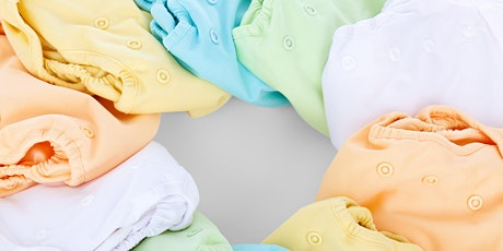 Reusable Cloth Nappy  Online Workshop - Plastic Free July 21/07/21 tickets