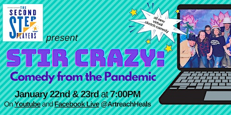 Stir Crazy: Comedy from the Pandemic tickets