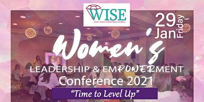 Women's  LEADERSHIP & EMPOWERMENT Conference 2021