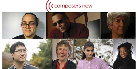 Composers Now 2021 Festival Opening Event tickets