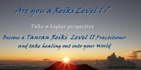 Tanran Reiki Level II tickets