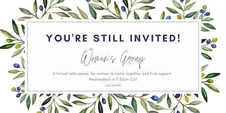 Women's Group tickets