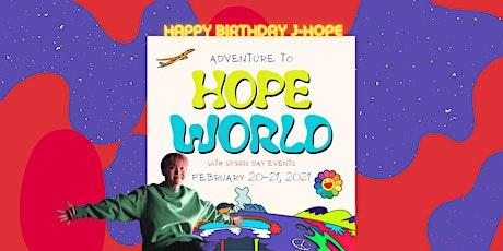 Adventure to Hope World J-Hope Cafe tickets