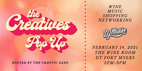 The Creatives Pop Up tickets