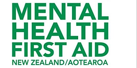 Mental Health First Aid (Internationally Certified Standard Version) tickets