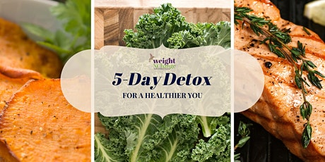5-Day Detox for a Healthier You tickets