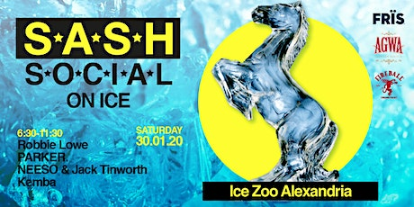 ★ SASH Social On Ice ★ Saturday 30th Jan ★ tickets