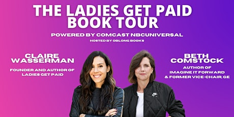 The Ladies Get Paid Book Tour: Beth Comstock, Former Vice Chair of GE tickets