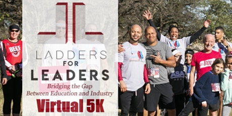 Ladders for Leaders Virtual 5K 2021 tickets