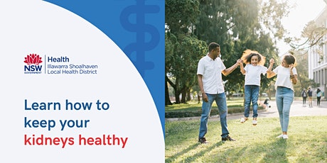 [Nowra] Keep Your Kidneys Healthy tickets