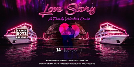 Love Story - Family Valentine Cruise Party tickets