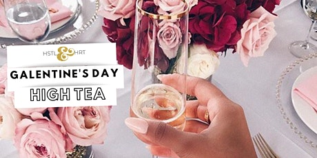 Galentine's Day: High Tea at the QVB Tea Rooms tickets