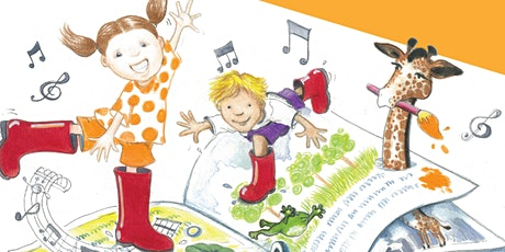 Story Stomp - Newcastle Library tickets