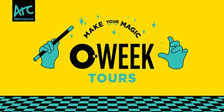O-Week 2021 | Tours! tickets