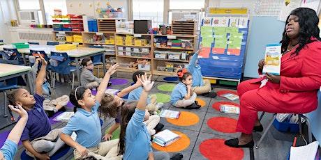 Zeta Elementary School - Visita Virtual y Sesión Informativa entradas