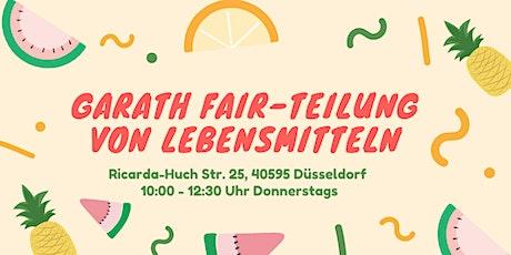 Garath Fair-Teilung von Lebensmitteln Tickets