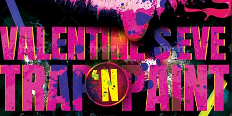 Valentine's Eve Trap -N- Paint tickets