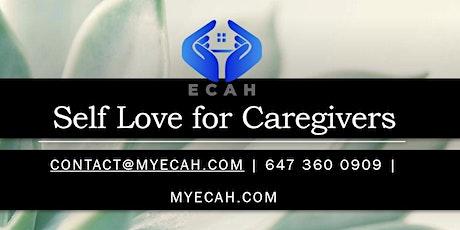 Caregivers - Self Love tickets