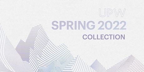 UPW Spring 2022 Online Presentation tickets