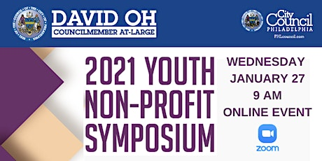 9th Annual Youth Non-Profit Symposium tickets