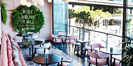 Hustle & Heart lunch at Hyde Hacienda Sydney Bar + Lounge tickets