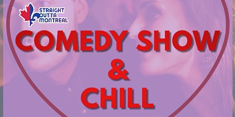 Valentine's Comedy Show ( Online / Zoom ) tickets
