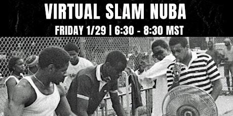 Virtual Slam Nuba Featuring Franklin Cruz tickets