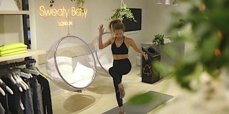 Alexa Bui x Sweaty Betty 45 Min HIIT! tickets