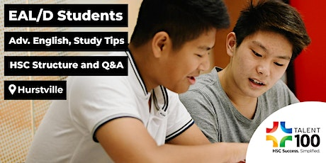 English As A Second Language Students: Study Tips, Advanced English & HSC tickets