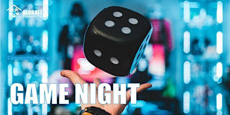 Ready, Set, Go! - Game Night tickets