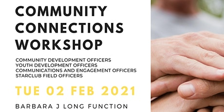 Legatus Group Community Connections Workshop tickets