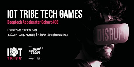 IoT Tribe Tech Games: Deeptech Accelerator #02 tickets