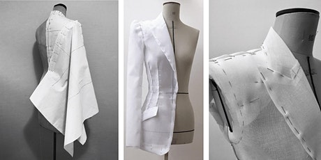 Create a professional pattern from an existing jacket with Alice Cliff. tickets