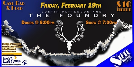 The Foundry LIVE at The State Theater tickets
