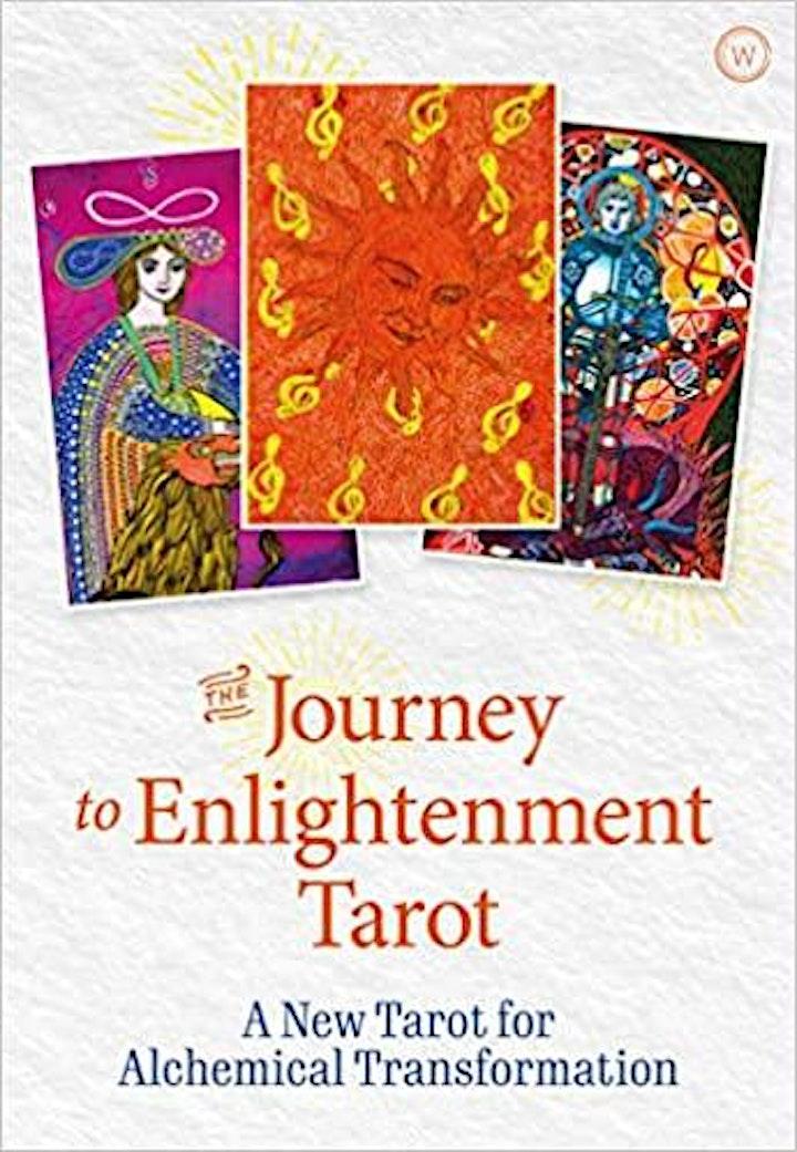 Tarot Mentorship - self help tool & Empowering others image