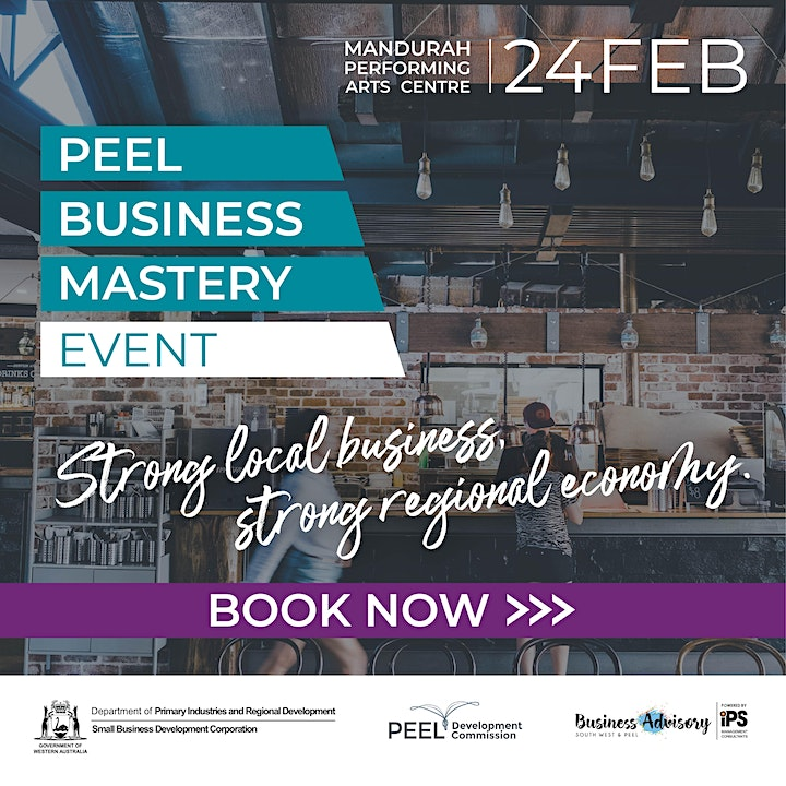 Peel Business Mastery  Event image